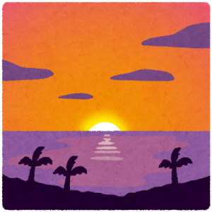 yuyake_hawaii