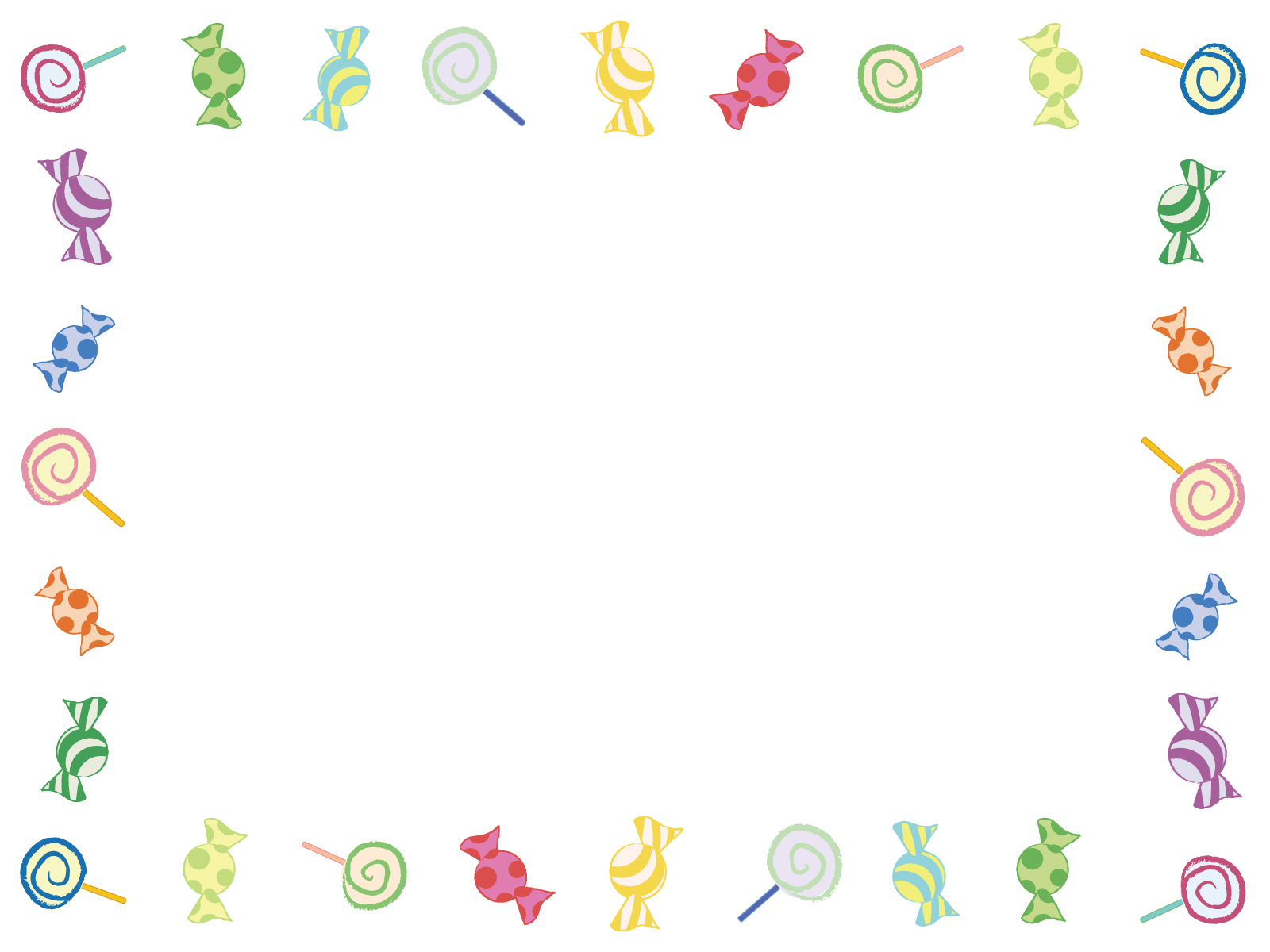 ハロウィンのお菓子の無料フリーイラスト画像12選 無料イラストサイトまとめ 育児ネット