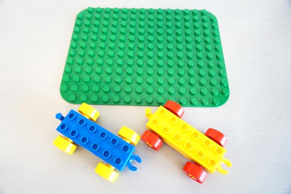 レゴデュプロの基礎板