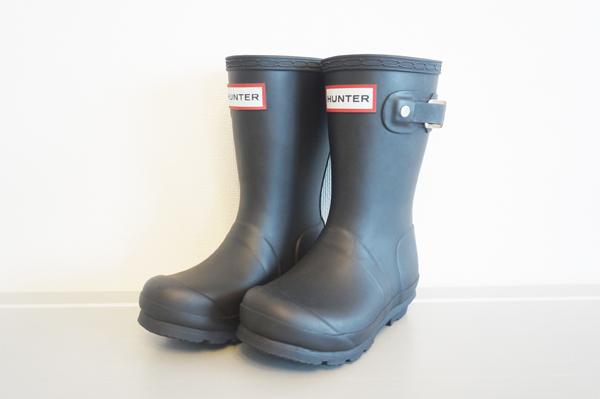 子供用の長靴ハンターのブーツ