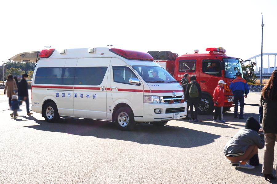 豊田市消防本部 出初式