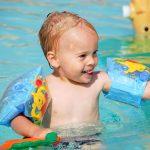 赤ちゃんの溺れ防止