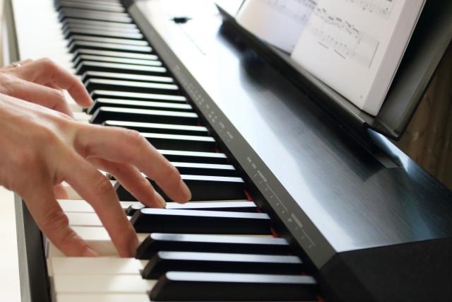 ピアノの習い事
