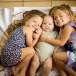兄妹の育児の悩み