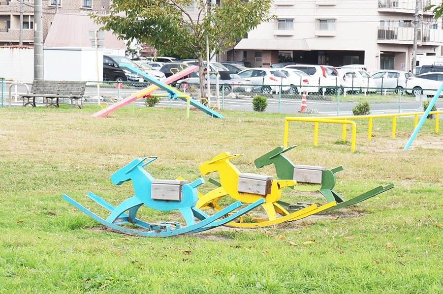春日井市の深野公園