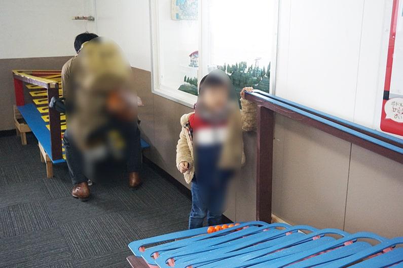 御在所ロープウェイ、赤ちゃん連れは注意。ベビーカーは不向きです。