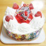 キャラデコケーキは味も結構美味しい!取扱店5選とおすすめを紹介。