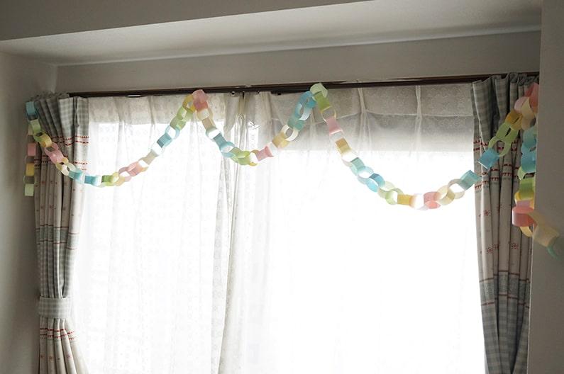 100均でできる!簡単&かわいいお誕生日飾りの作り方